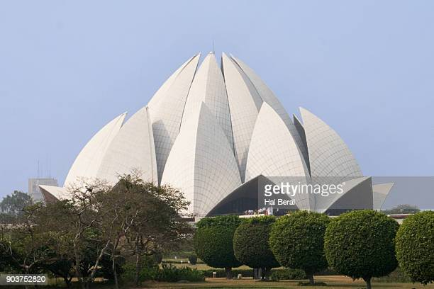 Bahai Temple in Delhi