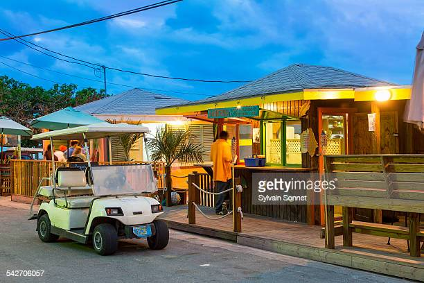bahamas, harbour island - ハーバー島 ストックフォトと画像