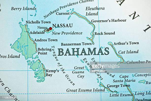 Bahamas carte