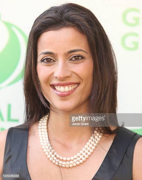 Bahar Soomekh arrives at Global Green USA's 14th Annual Millennium Awards at the Fairmont Miramar Hotel on June 12 2010 in Santa Monica California