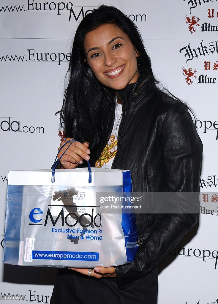 Bahar Soomekh at EuropeModa during Silver Spoon Hollywood Buffet - Day 2 at Private Residence in Beverly Hills, California, United States.