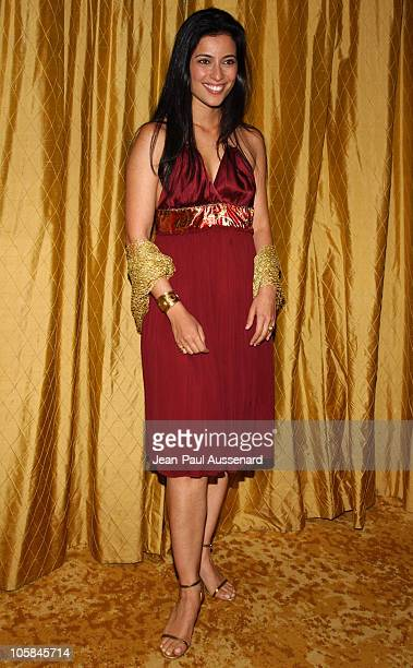 Bahar Soomekh during 2006 ACLU/SC Awards at Regent Beverly Wilshire in Beverly Hills California United States