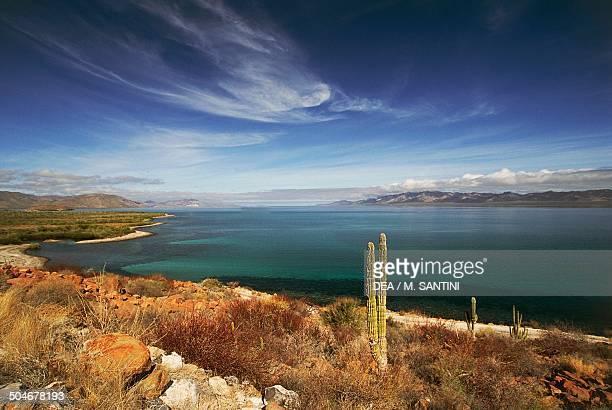 Bahia Conception between Loreto and Mulege Sea of Cortez Baja California Sur Mexico