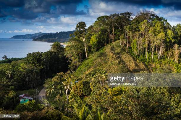 bahia drake, costa rica - corcovado stock pictures, royalty-free photos & images