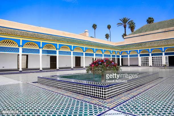 Palais de la Bahia à Marrakech