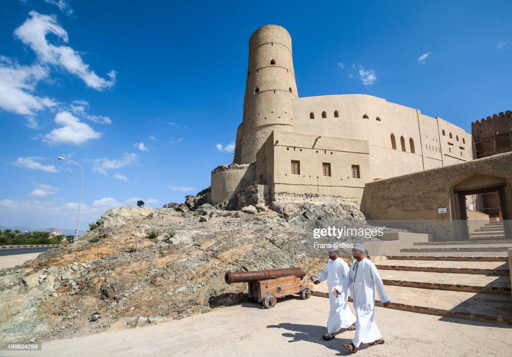 Bahla fort  (Unesco world heritage site) : Nieuwsfoto's