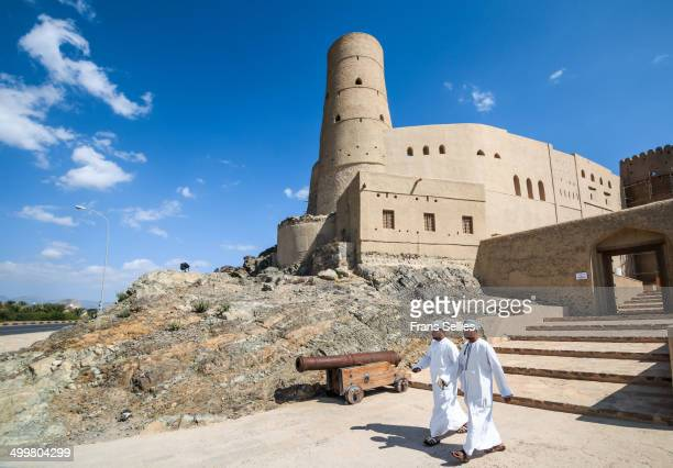 Bahla Fort is one of four historic fortresses situated at the foot of the Djebel Akhdar highlands in Oman. It was built in the 13th and 14th...