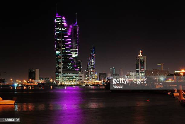 Bahrain financial harbour