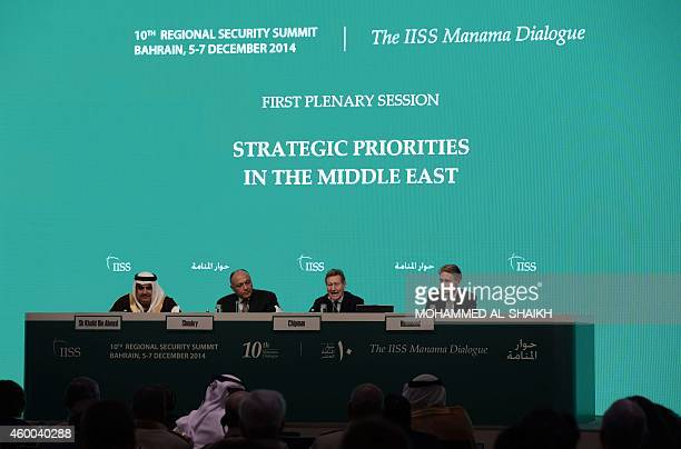Bahrain Minister of Foreign Affairs Khalid bin Ahmed AlKhalifa Egypt's Minister of Foreign Affairs Sameh Shoukry DirectorGeneral and Chief Executive...