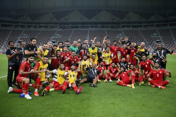 QAT: Bahrain v Kuwait - FIFA Arab Cup Qatar 2021 Qualifiers