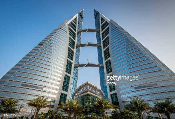 Bahrain WTC World Trade Center Building Manama