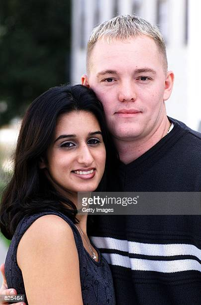 Bahraini princess, Meriam Al-Khalifa and U.S. Marine Lance Corporal Jason Johnson, the two young lovers portrayed in the NBC two-hour original movie...