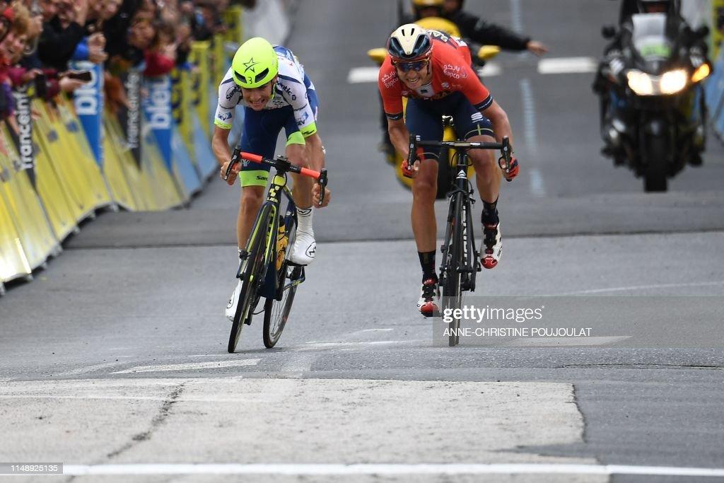 CYCLING-FRA-DAUPHINE : News Photo