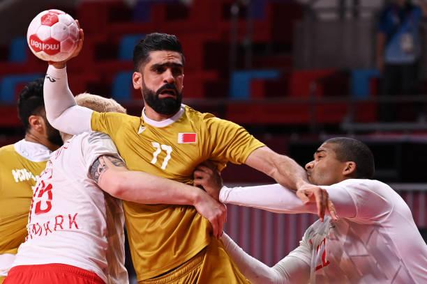 JPN: Handball - Olympics: Day 5