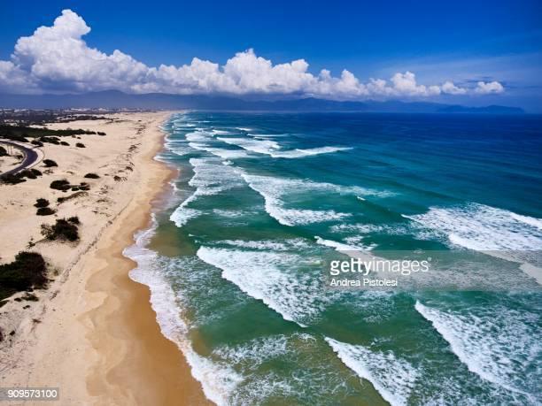 Bai Bien Hon Ngang beach, central Vietnam