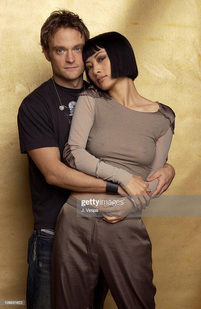 """2003 Tribeca Film Festival - """"Paris"""" Portraits : News Photo"""