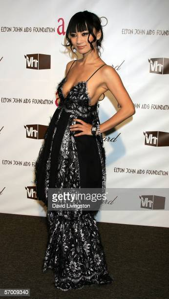 Bai Ling arrives at the 14th Annual Elton John Academy Awards viewing party held at the Pacific Design Center on March 5 2006 in West Hollywood...