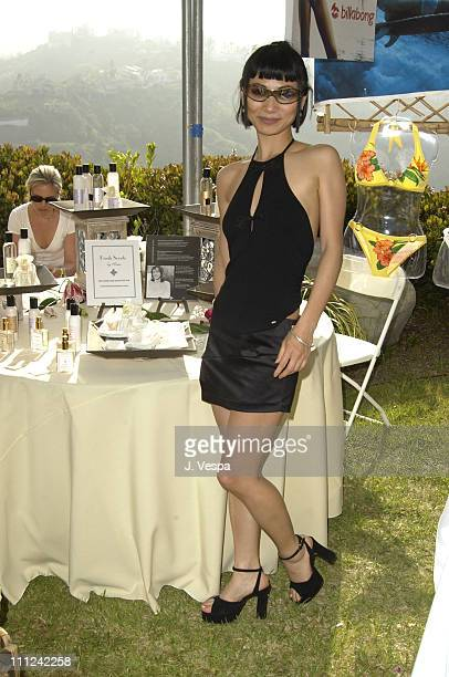 Bai Ling at Fresh Scents by Terri during Cabana PreMTV Movie Awards Beauty Buffet Day One at Private Residence in Hollywood California United States