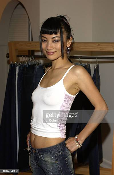 Bai Ling at Mavi Jeans during Sunset Marquis Oasis Hosts PreMTV Awards with SPIN Magazine Rock the Vote at Sunset Marquis Villas in West Hollywood...