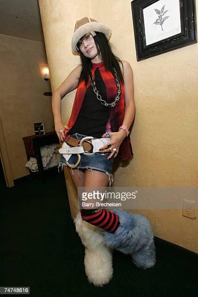 Bai Ling at Ugg at the Village at the Lift in Park City Utah