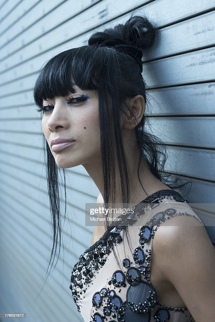 Bai Ling attends Showcase Benefiting The Carrie Ann Inaba Animal Project at Gibson Guitar Entertainment Relations Showroom on August 10, 2013 in Beverly Hills, California.