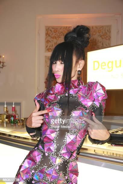 Bai Ling attends the Movie Meets Media event 2017 at Hotel Atlantic Kempinski on November 27 2017 in Hamburg Germany