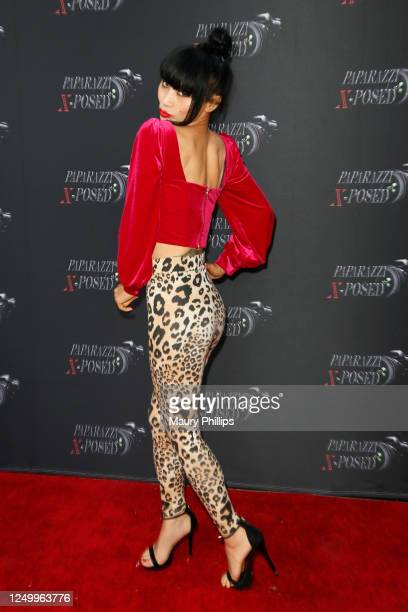 Bai Ling attends the Premiere of Paparazzi XPosed on June 15 2020 in Los Angeles California