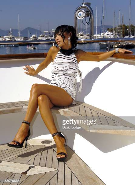 Bai Ling during 2006 Cannes Film Festival Shanghai Baby Photocall at Palais du Festival in Cannes France