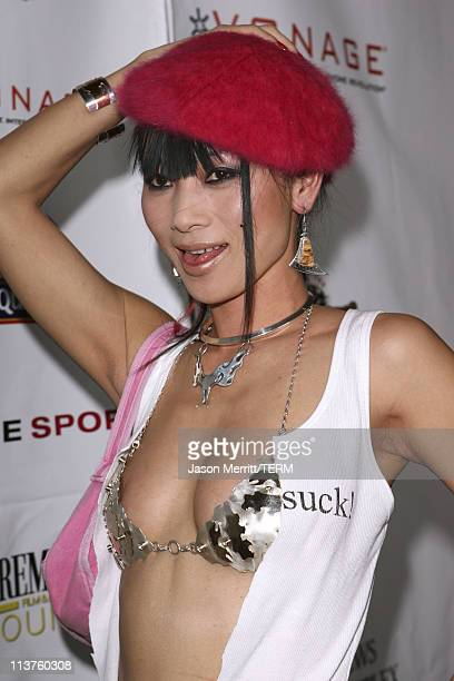 Bai Ling during 2006 Sundance Film Festival - ICM Agency Party at Premiere Film & Music Lounge - Arrivals - Day 1 at Premiere Lounge in Park City,...