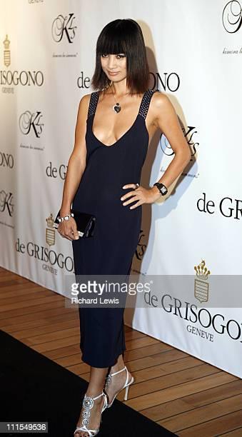 Bai Ling during 2007 Cannes Film Festival de Grisogono Party at Hotel du Cap in Cannes France