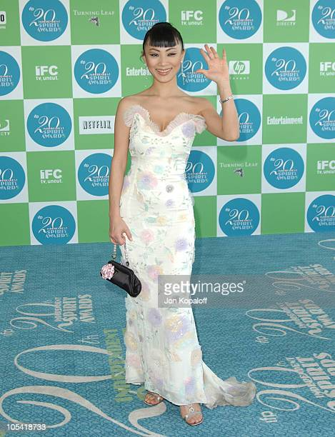 Bai Ling during 20th IFP Independent Spirit Awards - Arrivals at Santa Monica Beach in Santa Monica, California, United States.