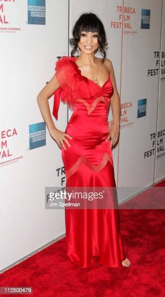 """Bai Ling during 4th Annual Tribeca Film Festival - """"Beautiful Country"""" Premiere at Stuyvesant High school in New York City, New York, United States."""