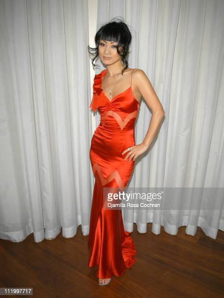"""Bai Ling during After Party for the Premiere of Sony Pictures Classics """"The Beautiful Country"""" at Thalassa in New York City, New York, United States."""