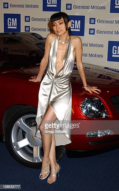 Bai Ling during General Motors Revs Things Up In Hollywood With PreOscar Fashion Bash at The Hollywood Palladium in Hollywood California United States