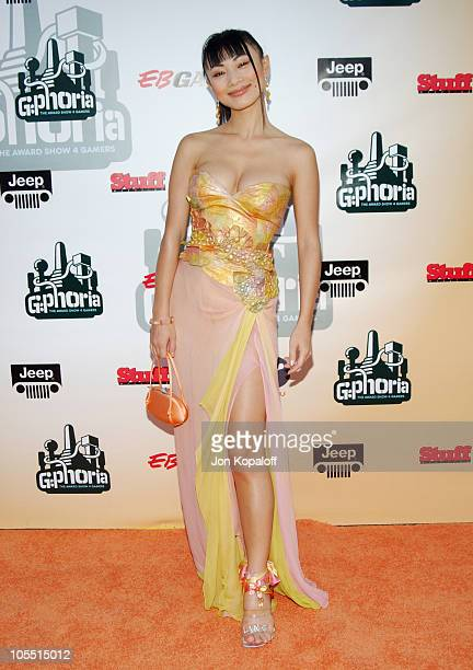 Bai Ling during GPhoria The Award Show 4 Gamers Arrivals at Shrine Exposition Center in Los Angeles California United States