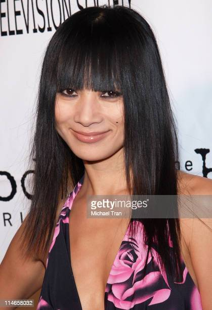 """Bai Ling during Junior Hollywood Radio & Television Society Presents The 3rd Annual """"Young Hollywood"""" Holiday Party - Arrivals at Privilege in Los..."""