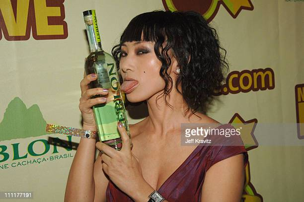 Bai Ling during LeBlon Cachaca Presents The Peapod A Concert Benefit with Black Eyed Peas After Party at Henry Fonda Music Theater in Los Angeles...