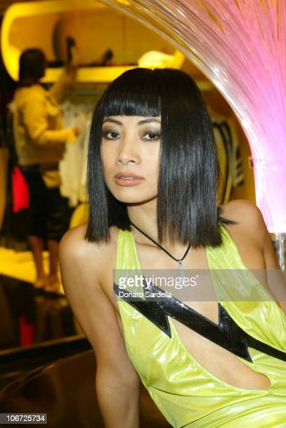Bai Ling during Miss Sixty Energie Los Angeles Store Opening Event Hosted by OutKastInside And After Party at Miss Sixty Store in West Hollywood...