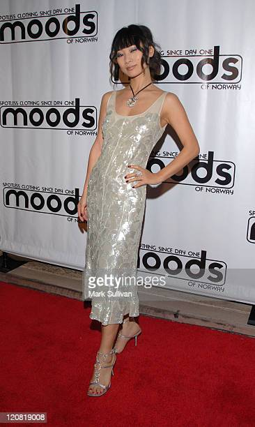 Bai Ling during Moods of Norway Launch Party at Global Cuisine at The Lot in Los Angeles California United States