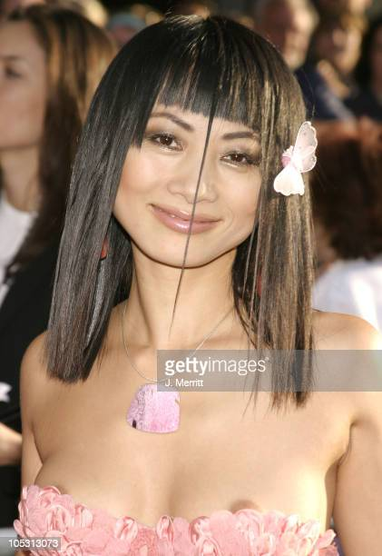 Bai Ling during 'Raising Helen' Los Angeles Premiere Arrivals at El Capitan Theatre in Hollywood California United States