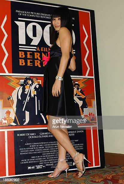 """Bai Ling during San Francisco International Asian American Film Festival - Bai Ling at The North American Premiere of """"Dumplings"""" at Castro Theater..."""