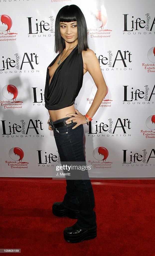 The First Annual Red Party To Benefit The Life Through Art Foundation : News Photo