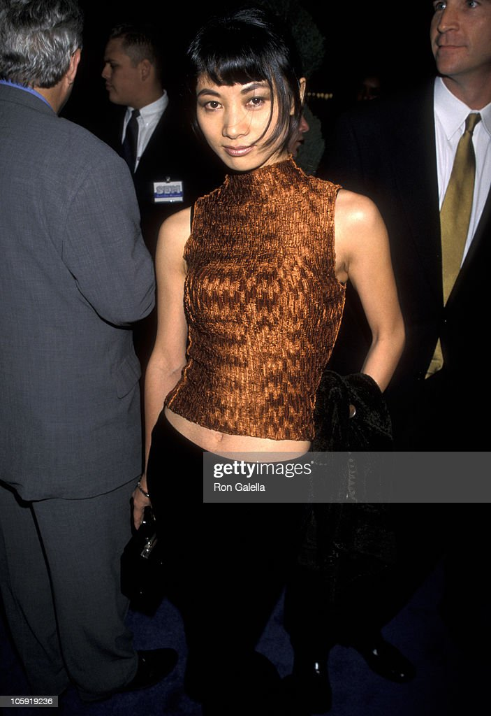 Bai Ling during 'What Dreams May Come' Los Angeles Premiere in Beverly Hills, California, United States.