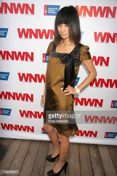 Bai Ling during WNWN Magazine Cocktail Party to Celebrate Its Model Citizen Issue at Skybar in West Hollywood California United States