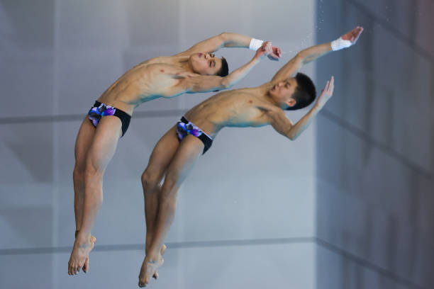CHN: 2021 China Diving Olympic Trials - Day 1