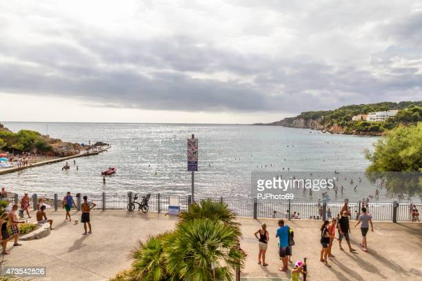 baie de portissol - portissol bay - pjphoto69 stock pictures, royalty-free photos & images