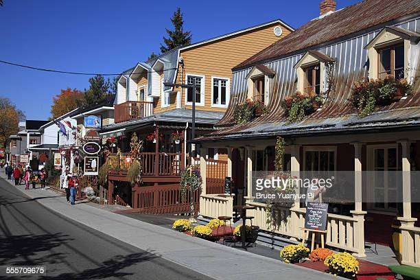 Baie Saint Paul street