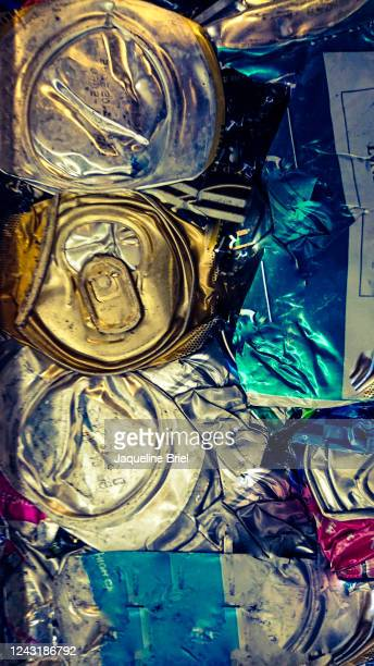 bailed cans 3 - briel stock pictures, royalty-free photos & images