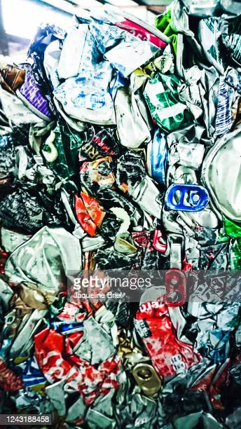 bailed cans 6 - briel stock pictures, royalty-free photos & images