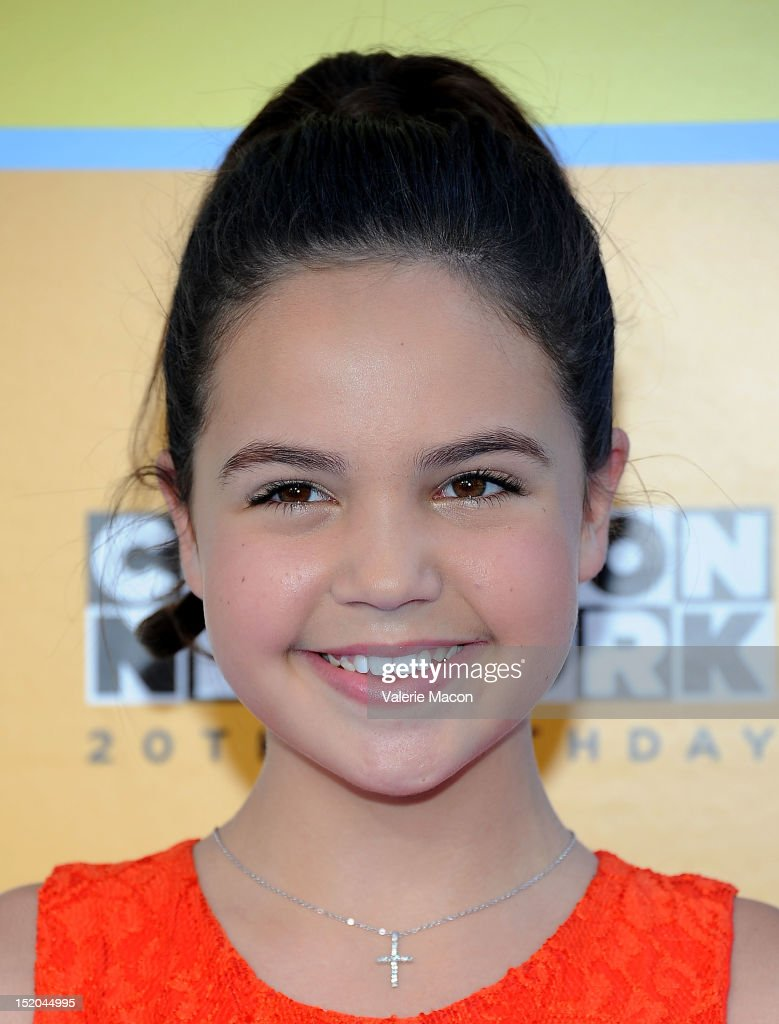 Bailee Madison arrives at Variety's 6th Annual Power Of Youth Event at Paramount Studios on September 15, 2012 in Hollywood, California.
